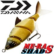 Team Cormoran ME-RA Shad S Wobbler Swimbait 11cm 18g Farbe Yellow Roach Real Swimming Action!