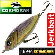 Team Cormoran Micro Jerkman Jerkbait 7cm Natural Chub 12g Sinking