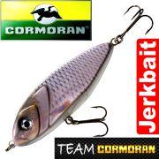 Team Cormoran Micro Jerkman Jerkbait 7cm Natural Roach 12g Sinking