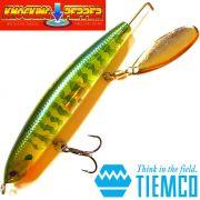Tiemco Knocking Pepper 100F Topwater 100mm 14g Tiger Smelt