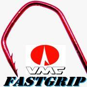 VMC Jighaken / Jigkopf - Rund Größe 3/0 10g mit VMC Fastgrip RD Haken 1 Stück