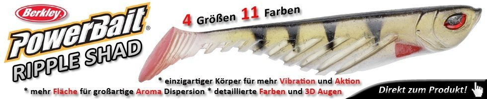 Berkley Ripple Shad